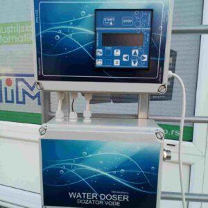 automatski dozator za doziranje željene količine vode 101 TIM electronic Sabac