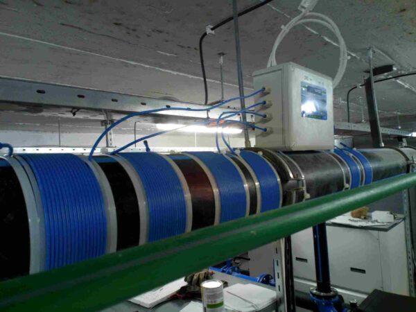 elektronski sistem uredjaj protiv vodenog kamenca tim electronic